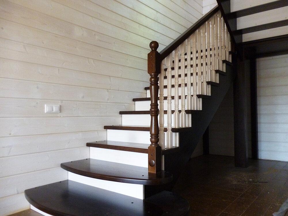 лестницы и лестничные ограждения — ЛДМ-Строй — Санкт-Петербург, фото №6