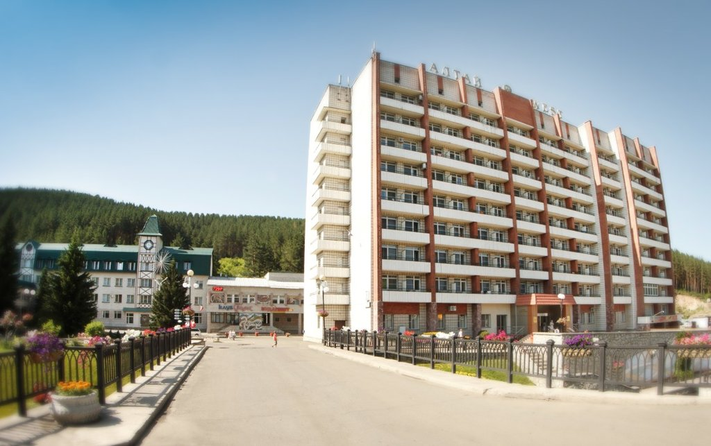 санаторий — Алтай-West — Белокуриха, фото №2