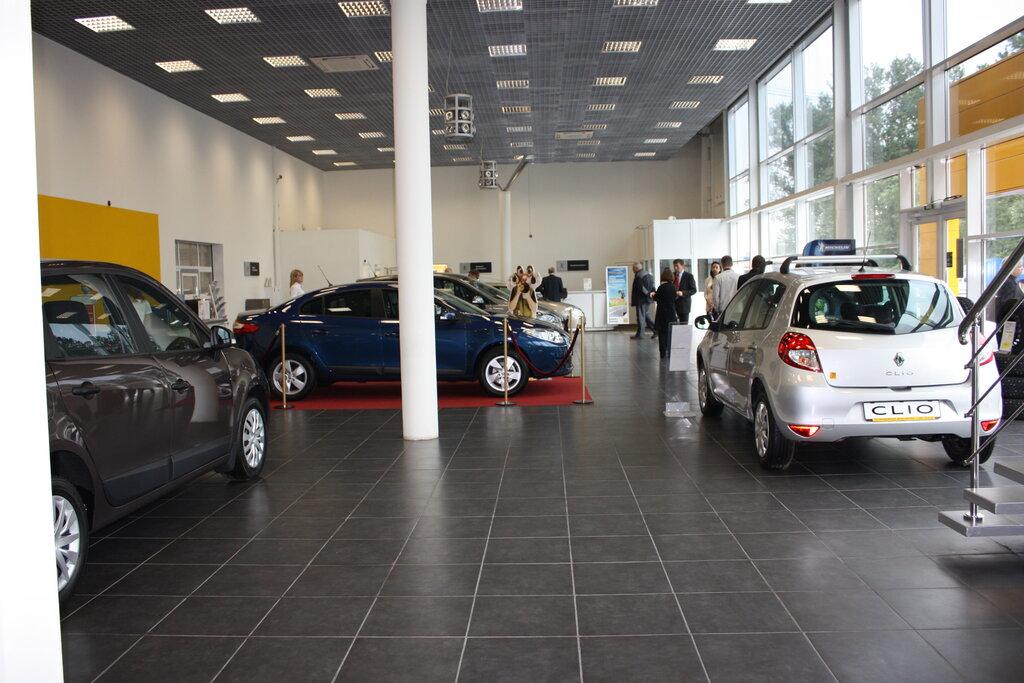 автосалон — Официальный дилер Renault Петровский Автоцентр — Мытищи, фото №2