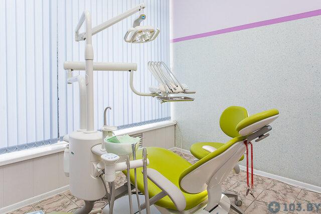 стоматологическая клиника — Медсервисинвест — Минск, фото №4