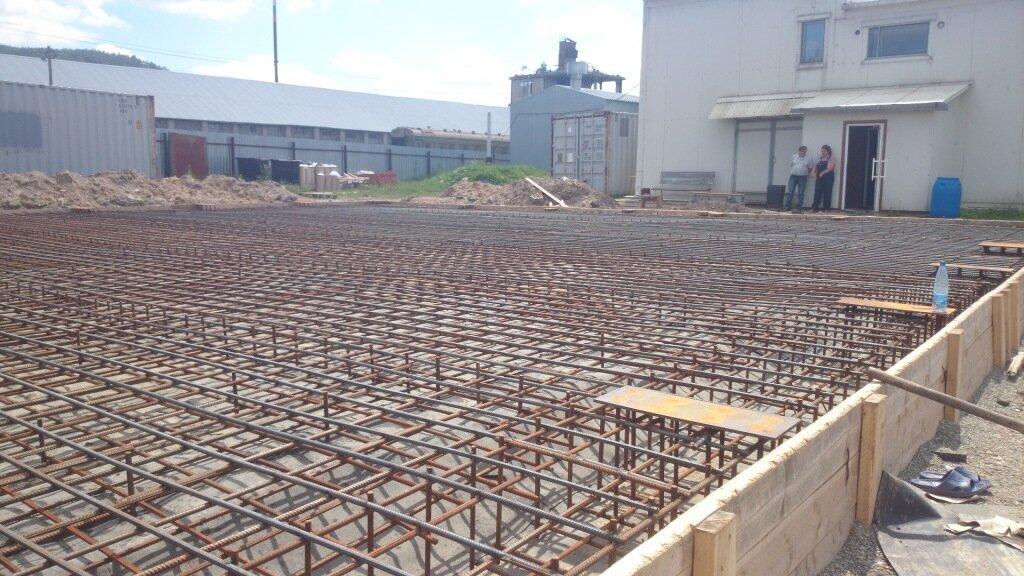 главстрой бетон