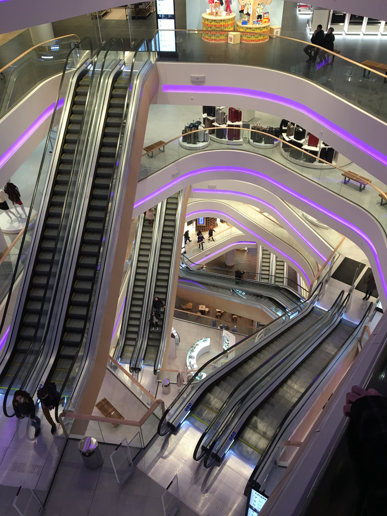 department store — Central Universal Department Store — Kyiv, photo 2