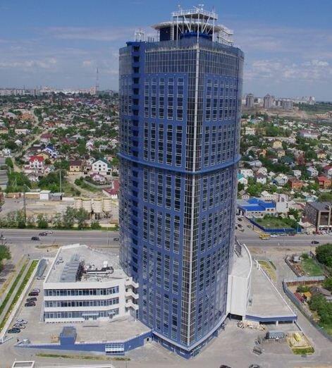 бизнес-центр — Волгоград Сити — Волгоград, фото №2