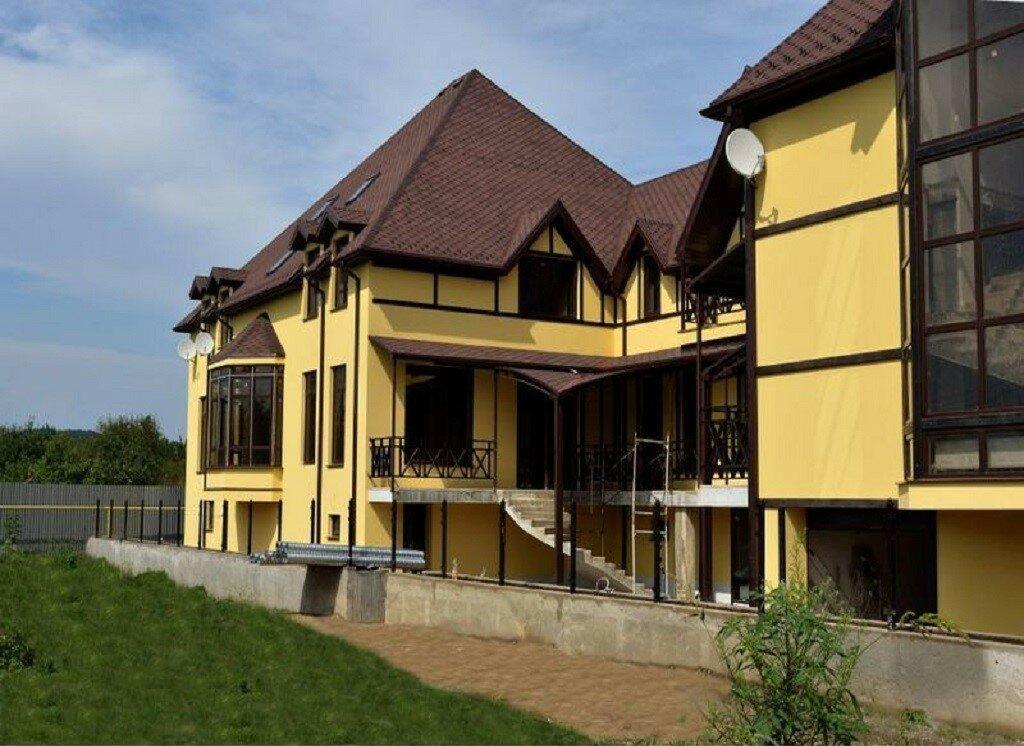 строительство дачных домов и коттеджей — Строительно-торговый дом Империал — Краснодар, фото №2