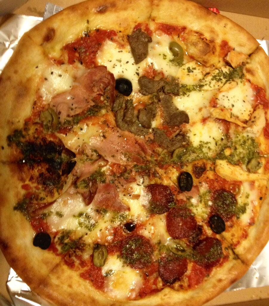 пиццерия — Pizza & Grill — Одесса, фото №10