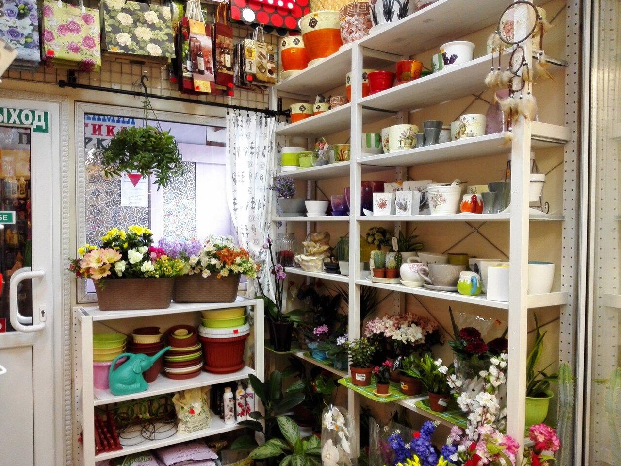 Магазины Цветов На Карте Москвы