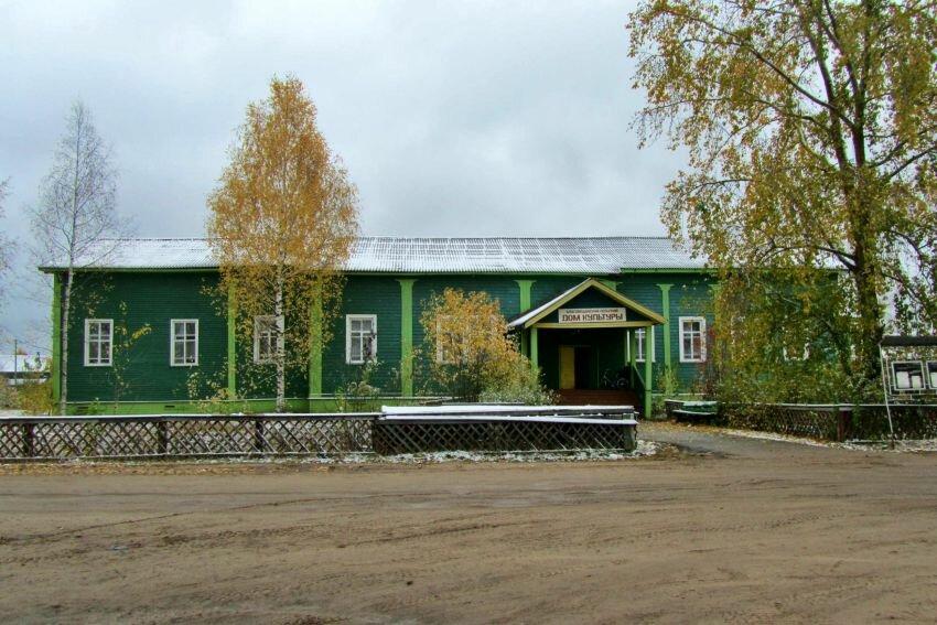 село благовещенское архангельской области фото чистом