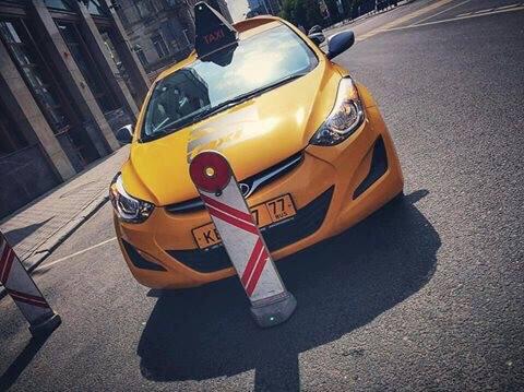 Зеленоглазое такси - фотография №6