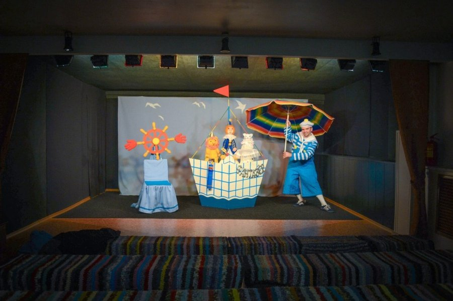 организация и проведение детских праздников — Студия кукол Ежики — Ярославль, фото №4