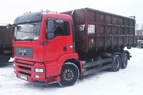 вывоз мусора и отходов — Санитарим — Москва, фото №3