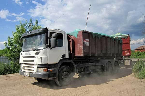 вывоз мусора и отходов — Санитарим — Москва, фото №2