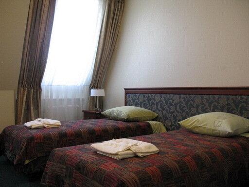 Гостиница Министерская