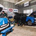 Авто-газ, Установка дополнительного оборудования в авто в Зайкова