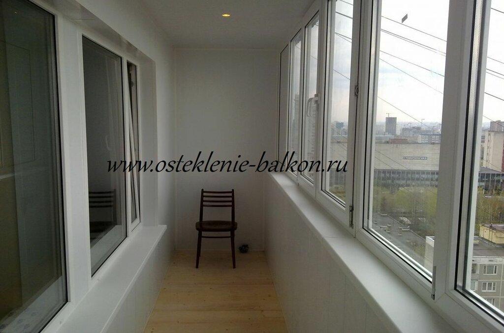 остекление балконов и лоджий — Лайк Балкон — Москва, фото №3