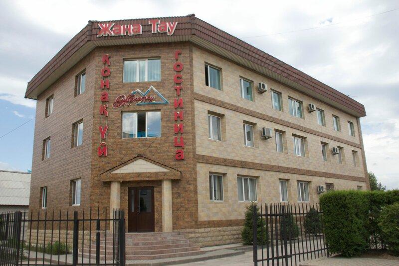 Гостиница Жанатау