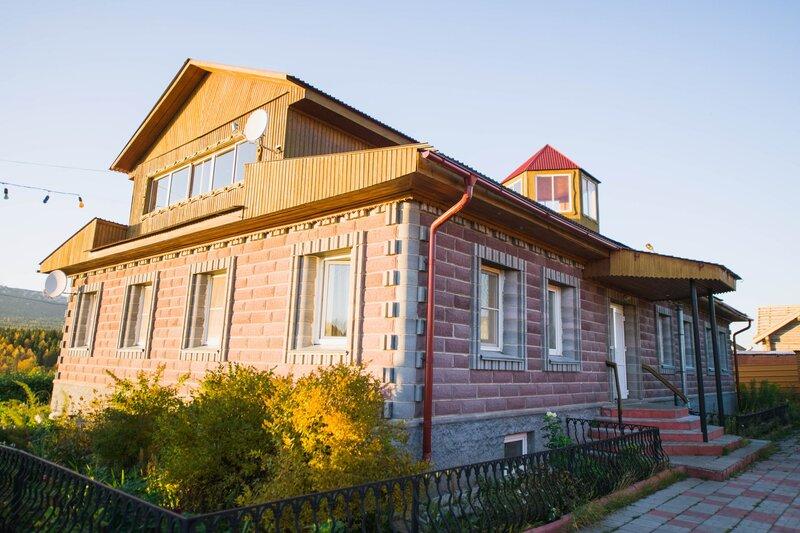 База отдыха Горный дом