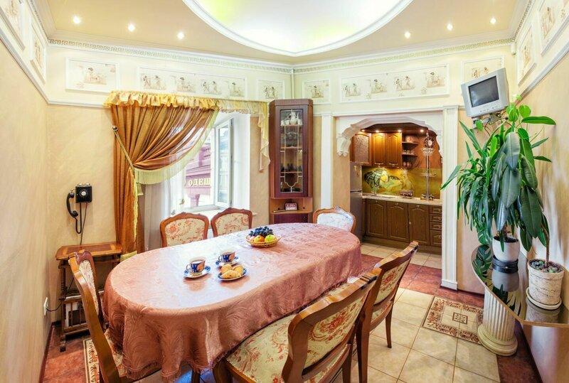 Odessa Apartments Cherkasets