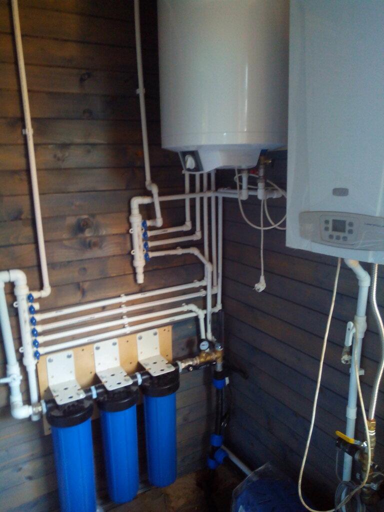 монтаж и обслуживание систем водоснабжения и канализации — Компания Сансейтехник — Долгопрудный, фото №4
