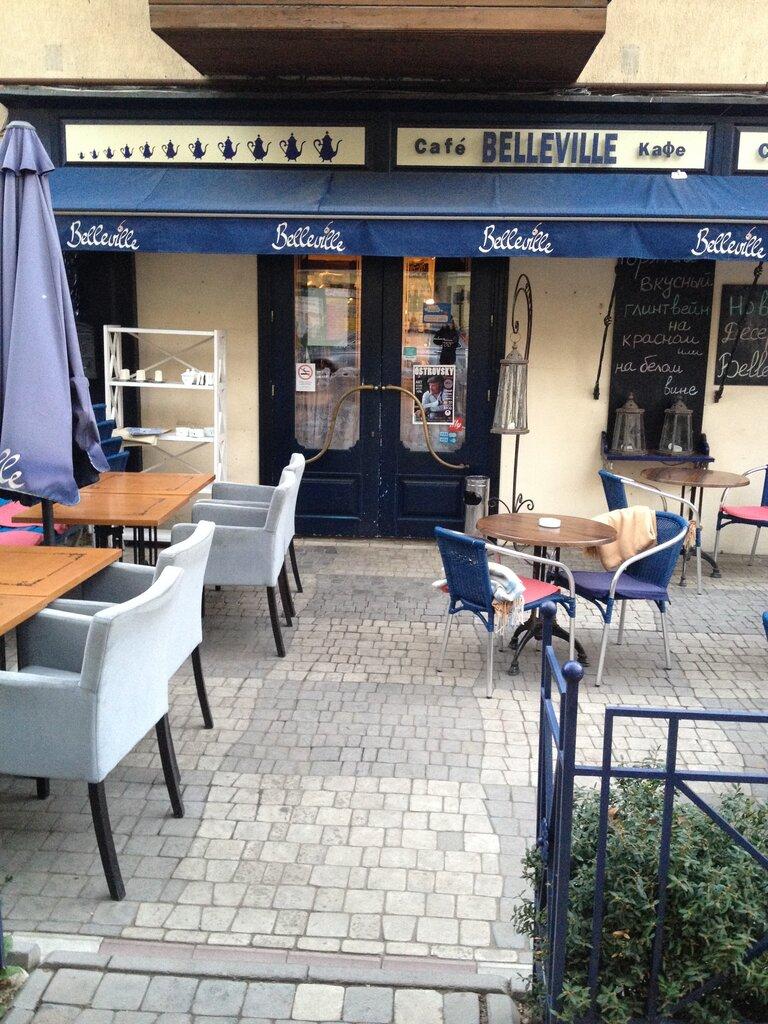 кафе — Кафе Belleville — Одесса, фото №8