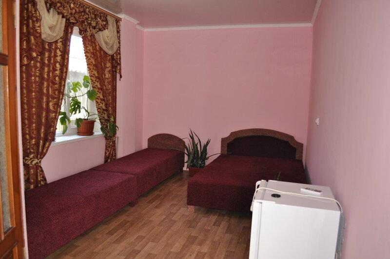 Гостиница у Джанаевых