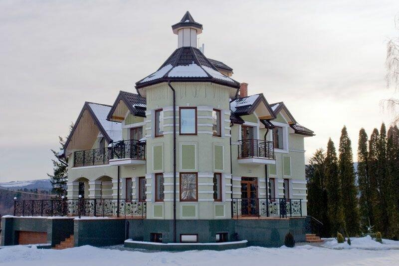 Санаторий Шахтер Трускавец