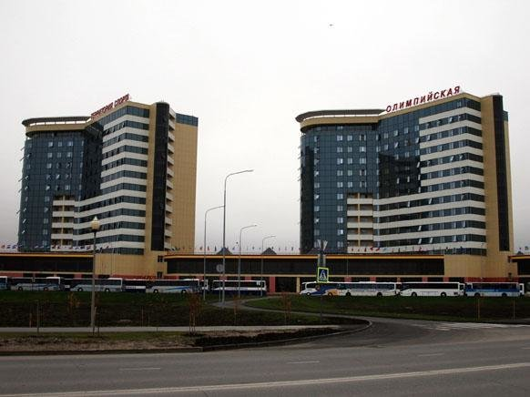 гостиница — Олимпийская — Ханты-Мансийск, фото №5