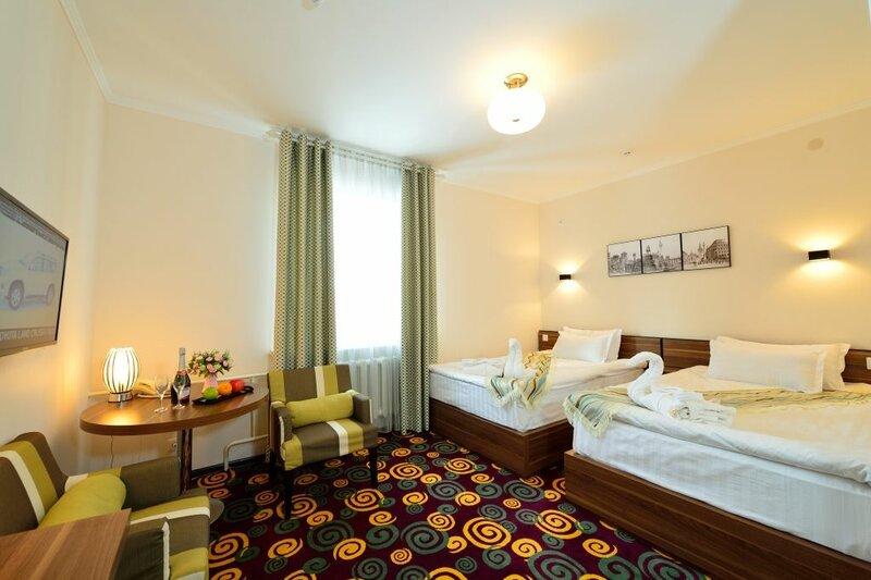 Konfor Hotel Burabay