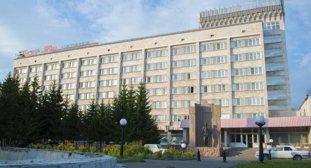 гостиница — Кызыл Жар — Петропавловск, фото №2