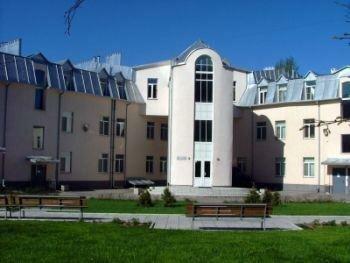 Гостиничный комплекс при Санкт-Петербургском Христианском Университете