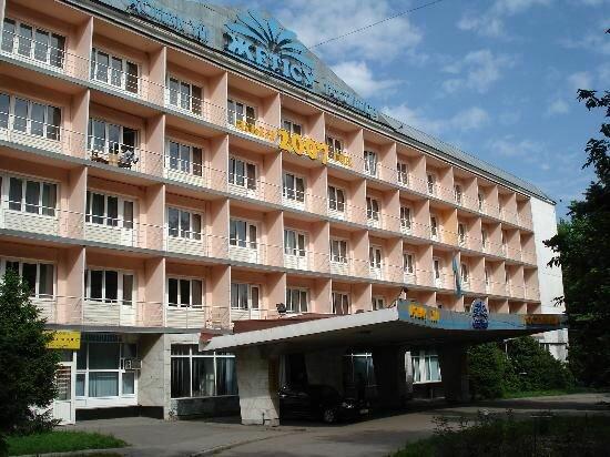 Гостиница Жетысу