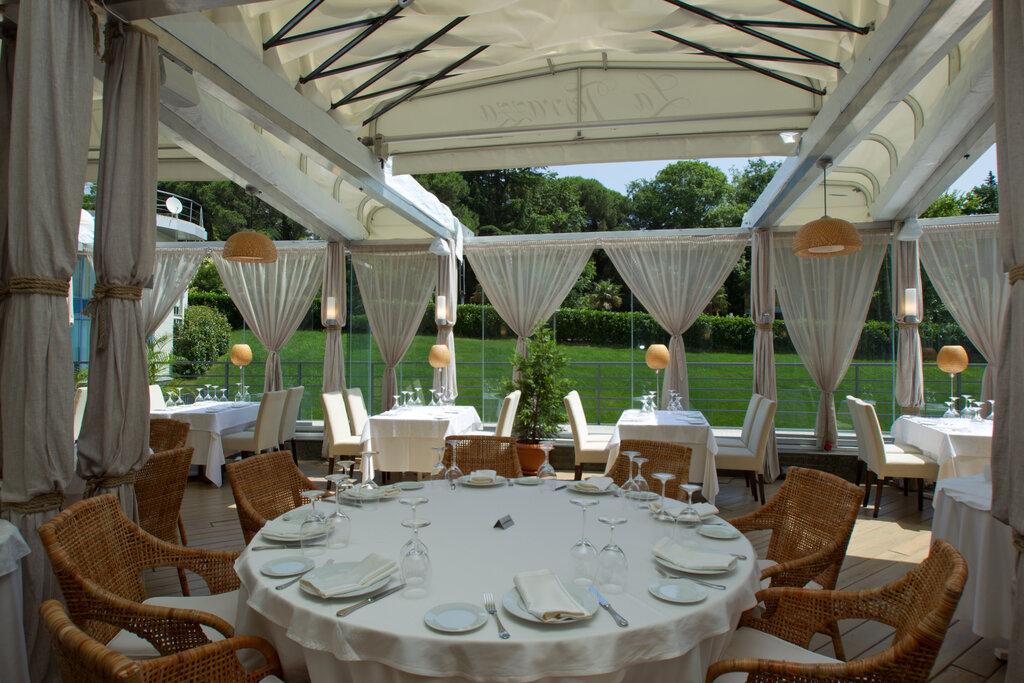 ресторан — La Terrazza — Сочи, фото №2
