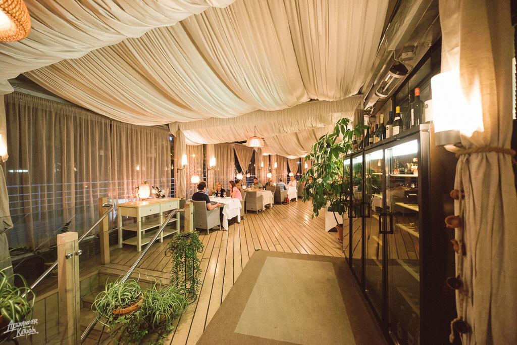 ресторан — La Terrazza — Сочи, фото №8