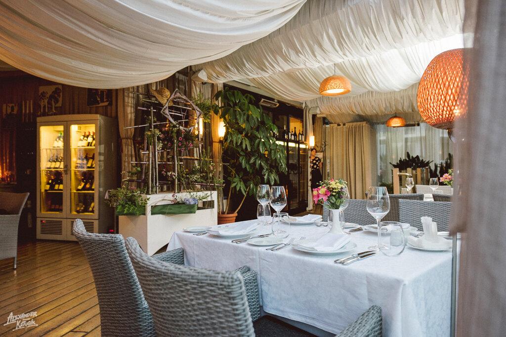 ресторан — La Terrazza — Сочи, фото №10