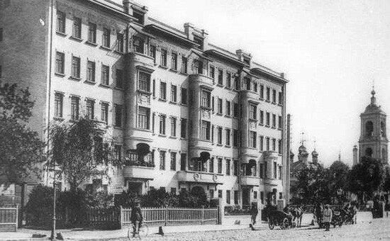 музей — Музей М.А. Булгакова — Москва, фото №9