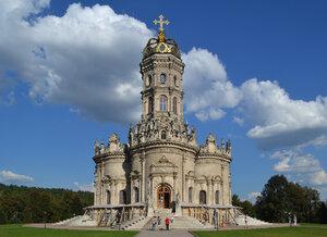 «Церковь Знамения Пресвятой Богородицы вДубровицах» фото 1