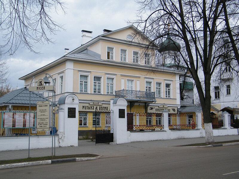 музей — Музыка и время — Ярославль, фото №5