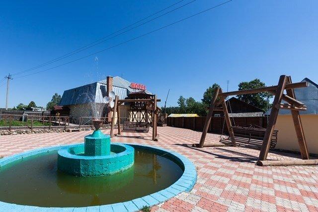 Дачный отель Синяя Осока