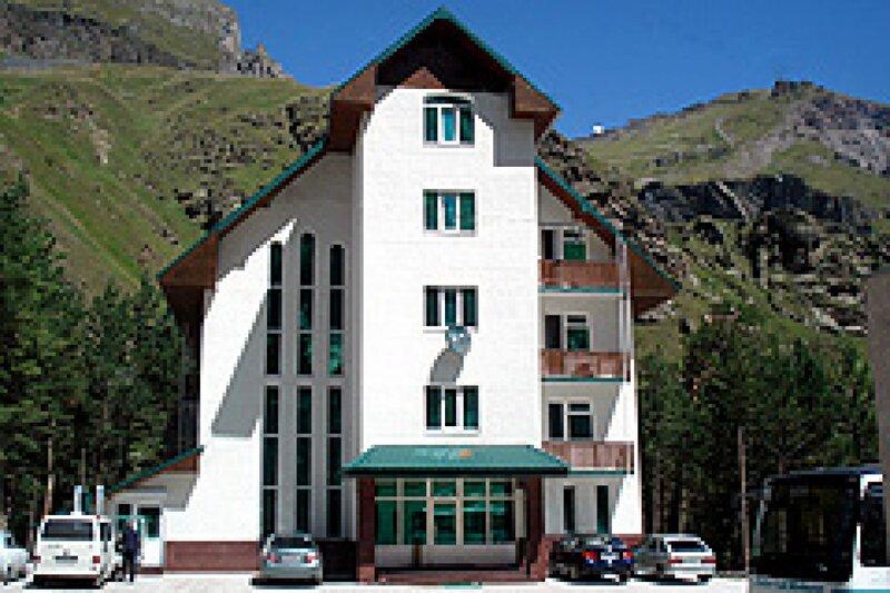 Отель Чыран-Азау
