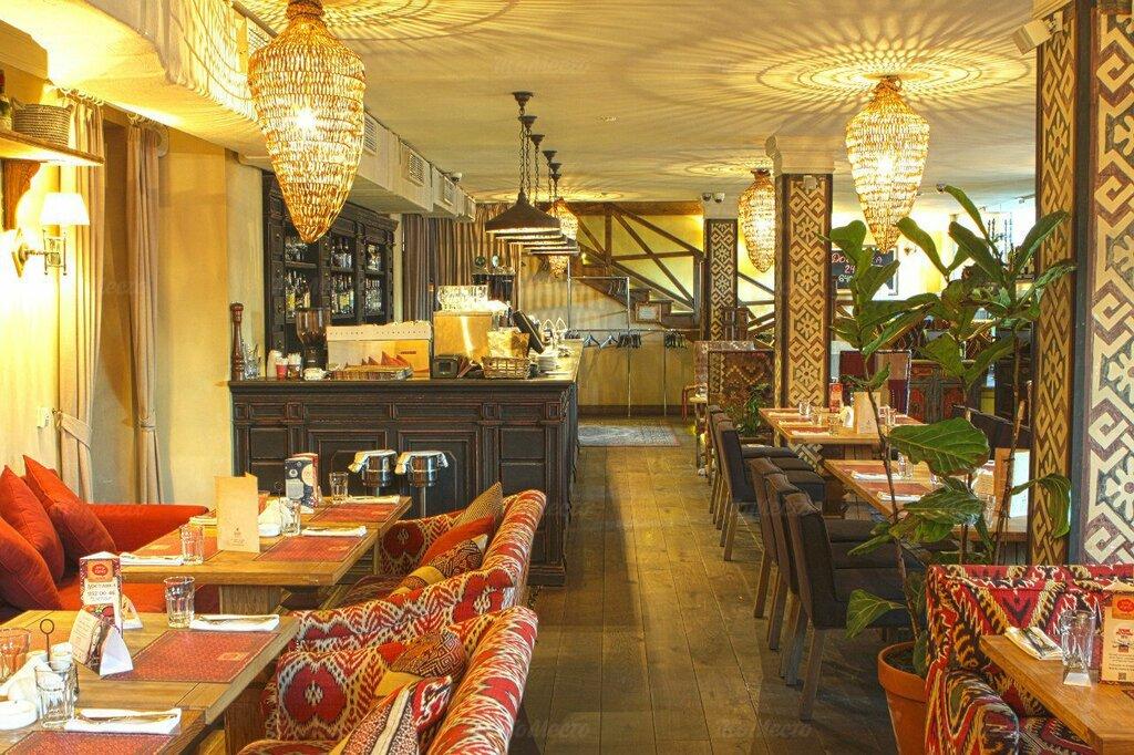 restaurant — Khochu Kharcho — Санкт-Петербург, фото №8