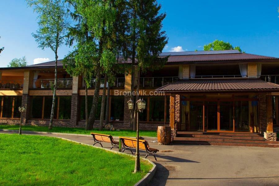гостиница — Солнечный — деревня Дулепово, фото №1