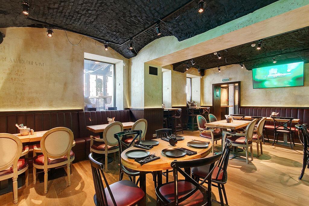 pub, bar — Belgiysky gastronomichesky pab Waterloo — Saint Petersburg, фото №9