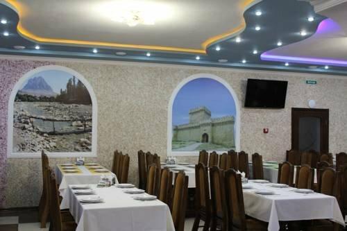 Отель-ресторан Sharur