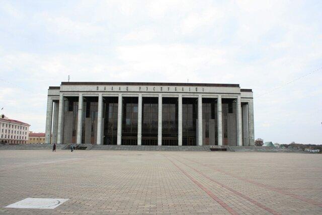 кинотеатр — 3D-кинозал Дворца Республики — Минск, фото №2