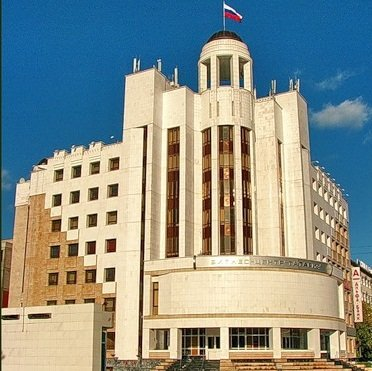 бизнес-центр — Татария — Казань, фото №1