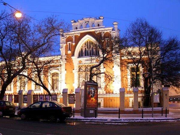 музей — Государственный центральный театральный музей им.Бахрушина А.А. — Москва, фото №6