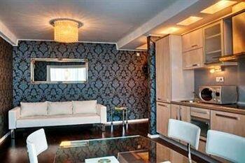 Uavoyage Chervonoarmiis'ka Apartments
