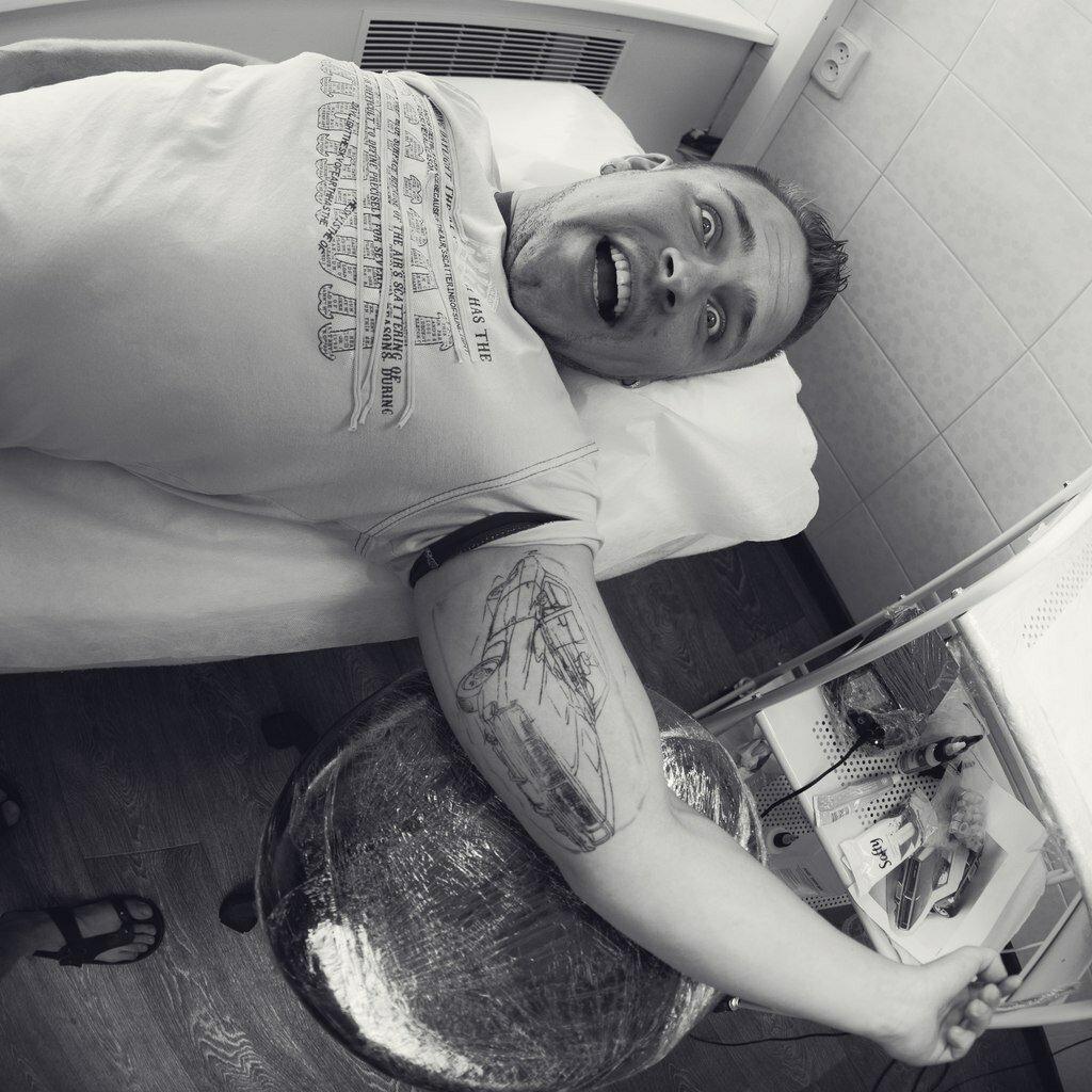 салон краси — Tattoo Studio салон Тату и Пирсинга — Чернігів, фото №7