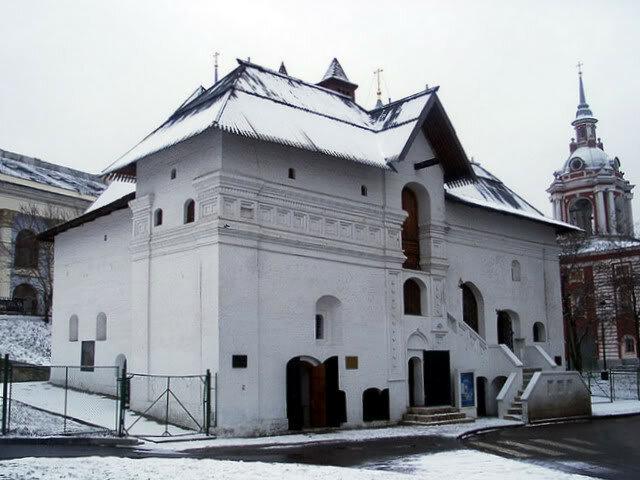 музей — Музей Старый Английский двор — Москва, фото №7