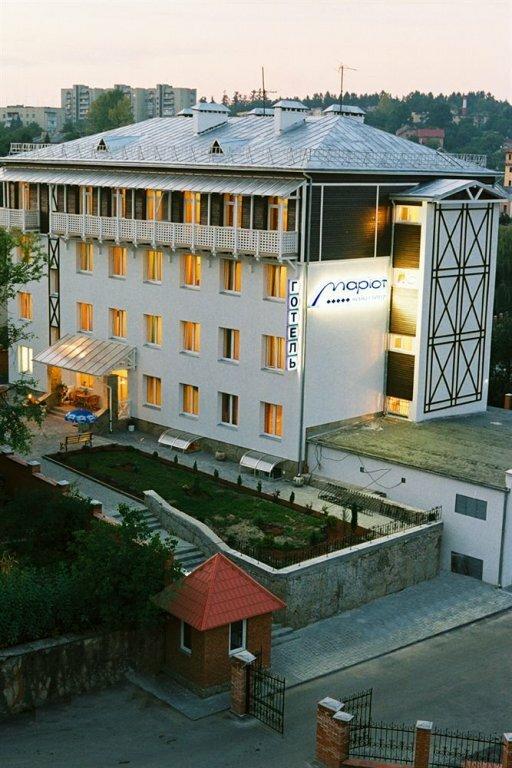 Отель Мариот Медикал центр