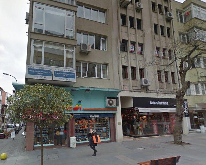 ayakkabı mağazaları — Alaca — Kadıköy, foto №%ccount%